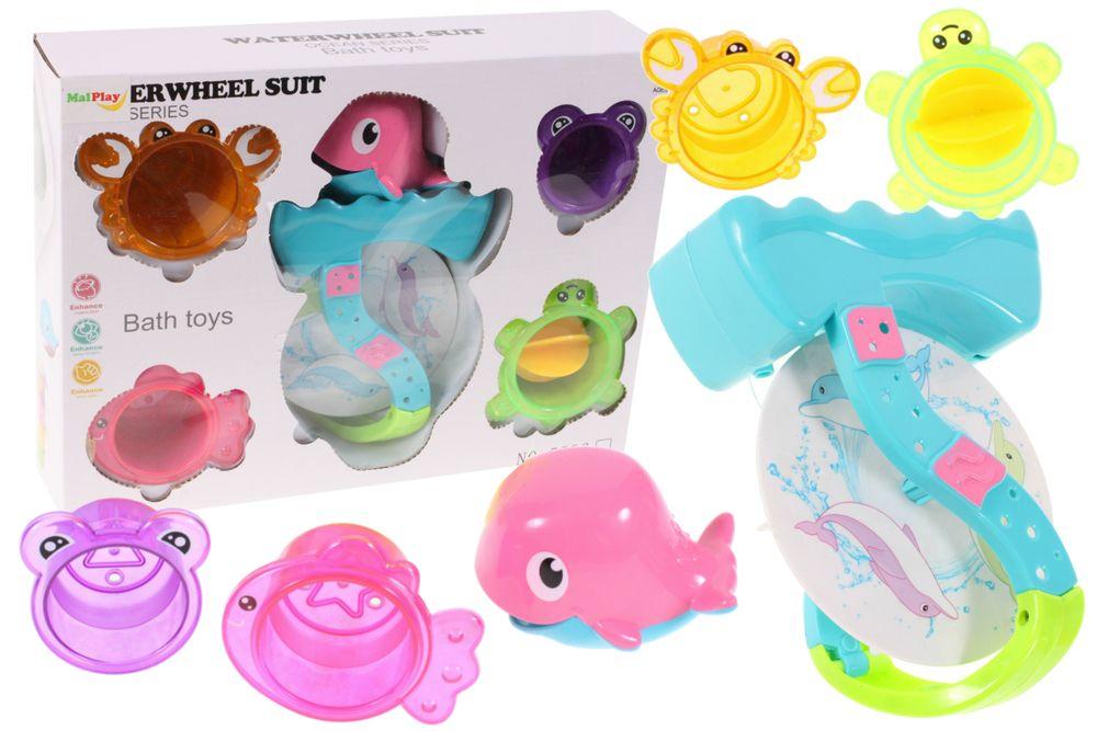 Zabawka Dla Dzieci Do Kapieli Delfinek Malplay Pinterest