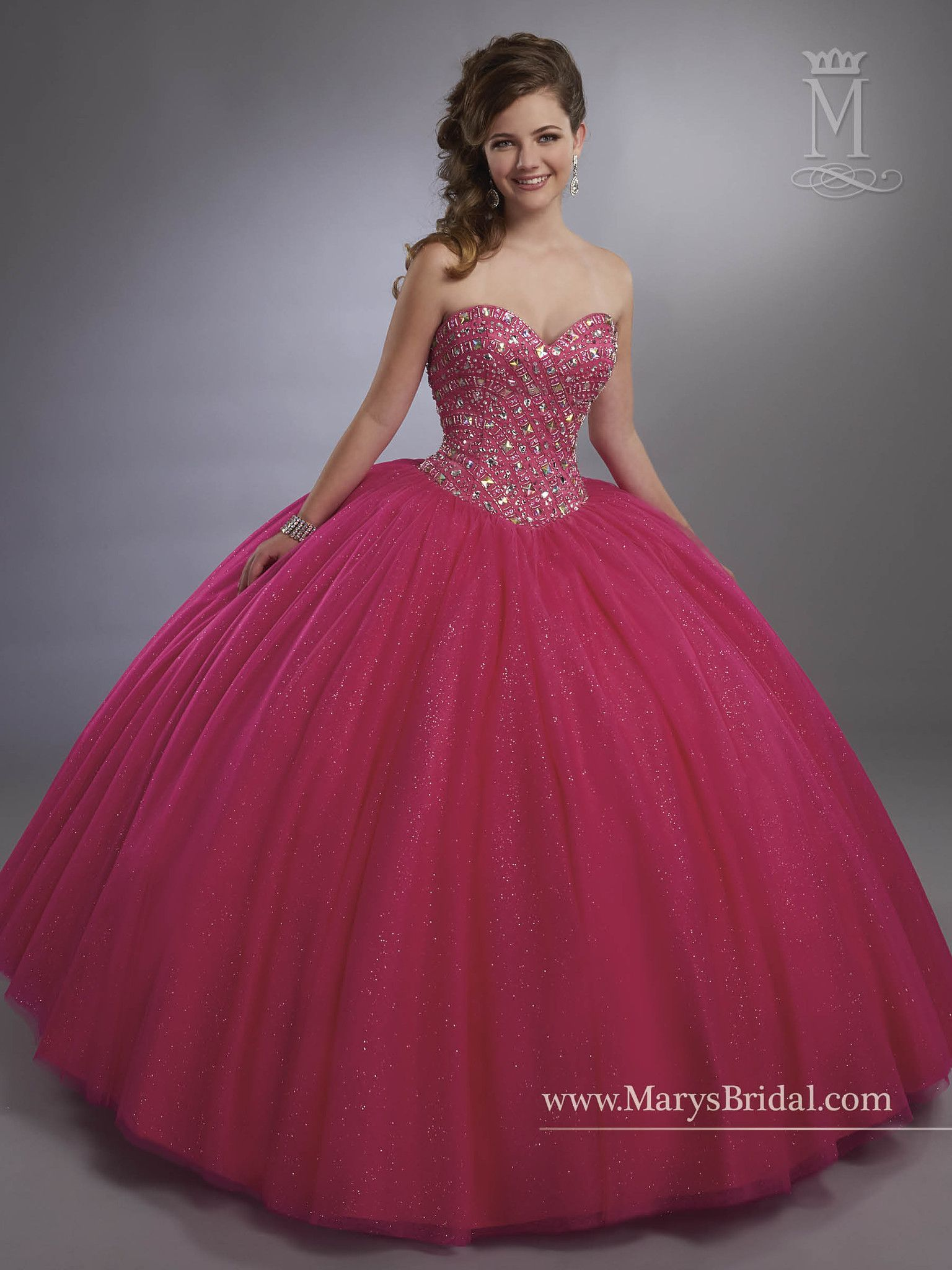 a7afdcc8201 Mary s Bridal Beloving Collection Quinceanera Dress Style 4795 in ...