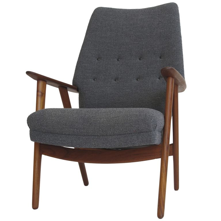 Kurt Olsen High Back Easy Chair