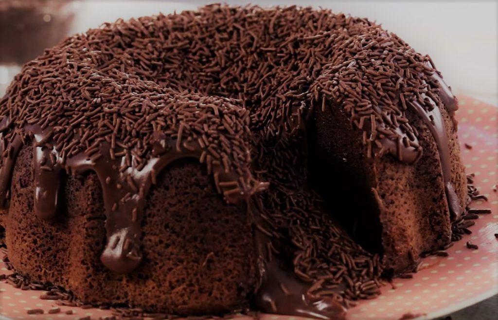 Bolo Vulcao 10 Receitas Nos Sabores Cenoura Chocolate Morango