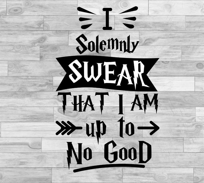 Download Harry Potter I Solemnly Swear I am Up to No Good svg ...