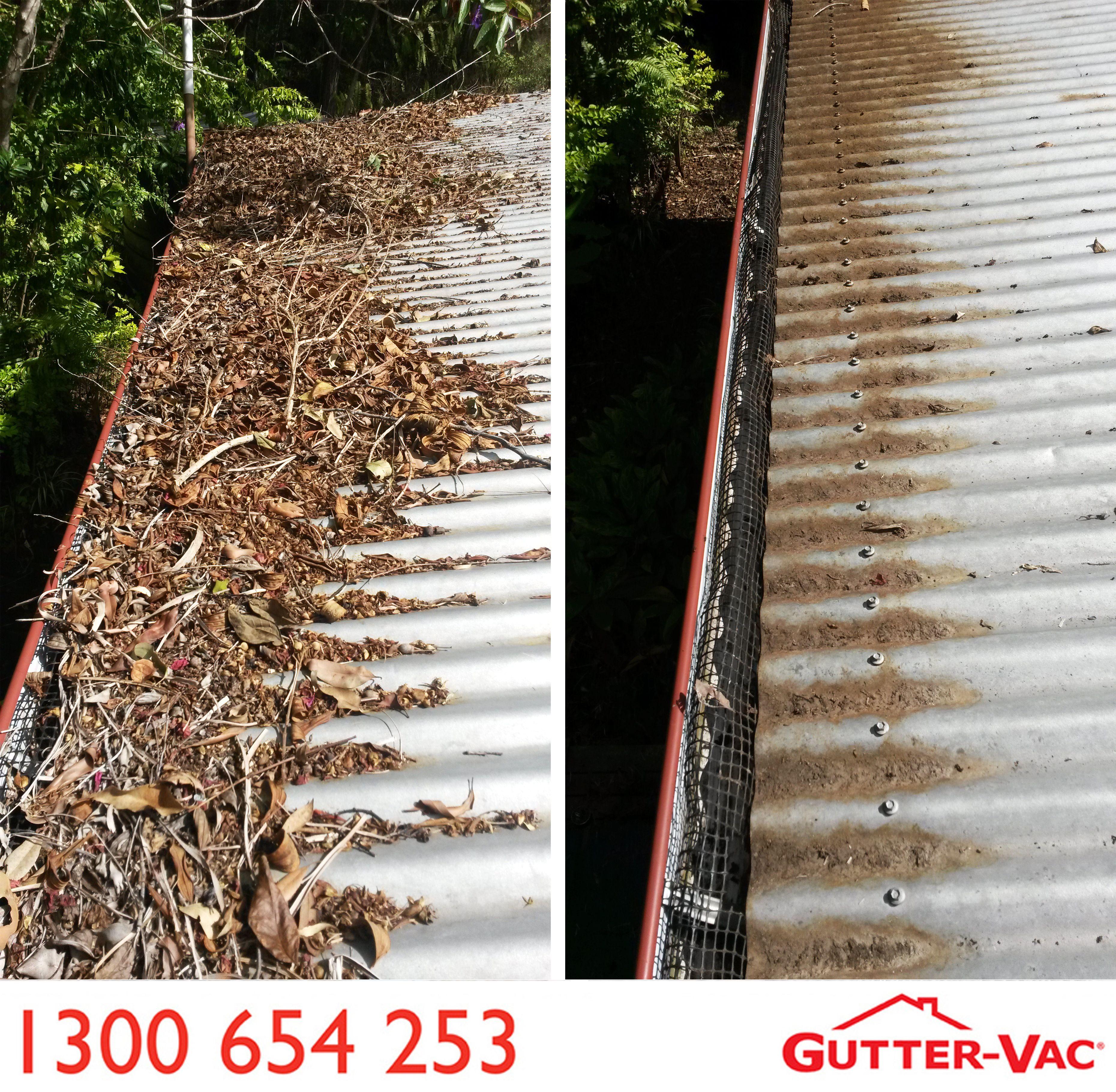 Sunshine Coast South Gutter Vac Gutter Cleaning Gutters