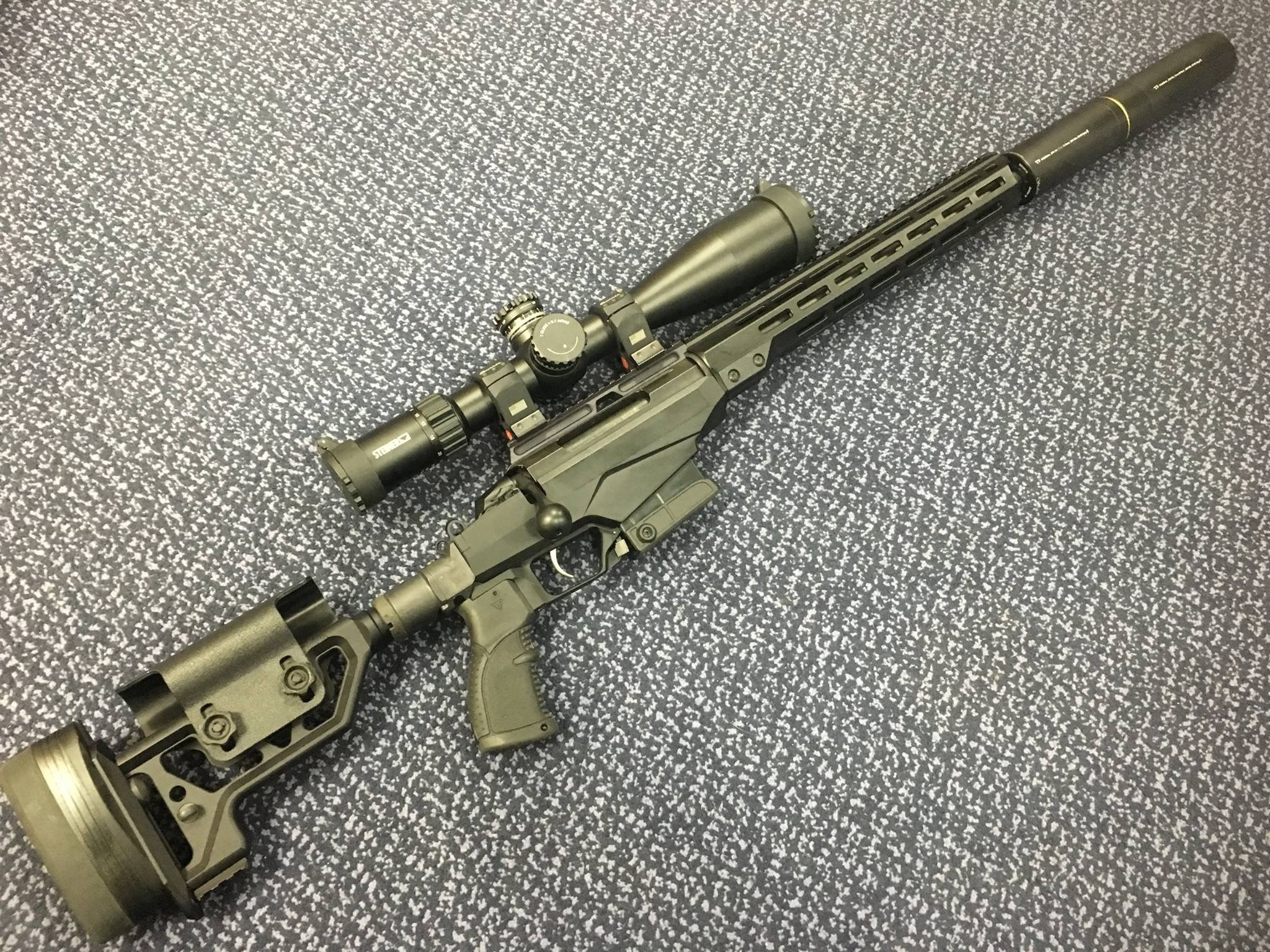 Pin by Bryte Stewart on shots fired | Guns, Rifle targets