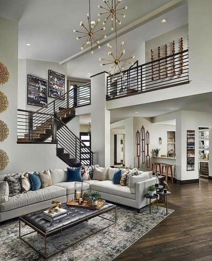 76 Very Beautiful House Interior Design To Transfrom Your House 51 Aacmm Com Cheap Home Decor Online Luxury House Designs Luxury Home Decor