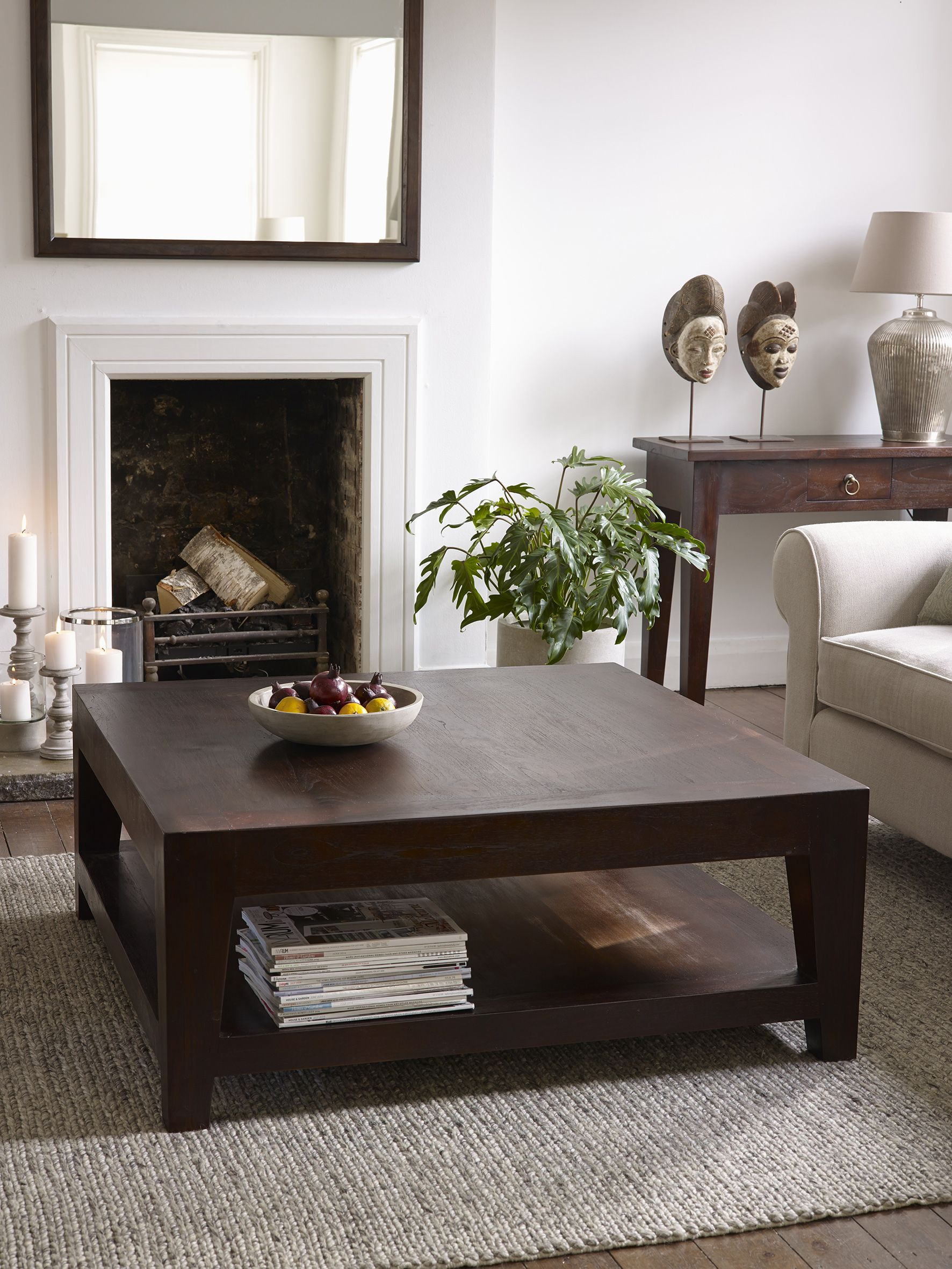 Our Seba Coffee Tables Are Handcrafted In Indonesia From Solid