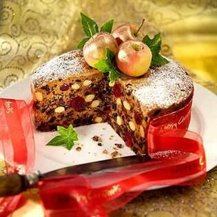 Traditional english fruit cake recipes