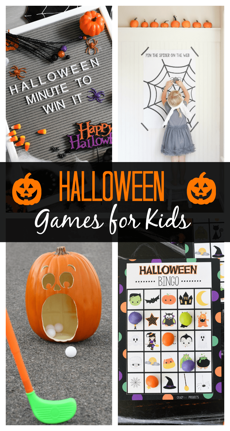 Big Halloween Party 2020 Halloween Games for Kids Great for any kids' Halloween party with