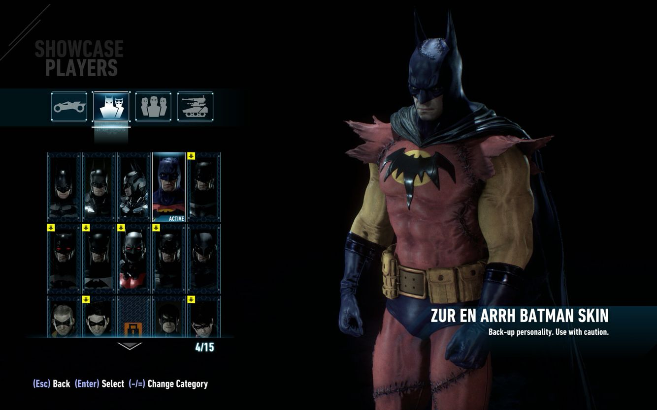 Batman Zur En Arrh With Images Batman Arkham Knight