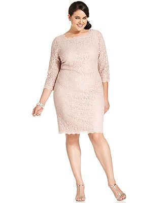 Plus Size Adrianna Papell Dresses Clearance