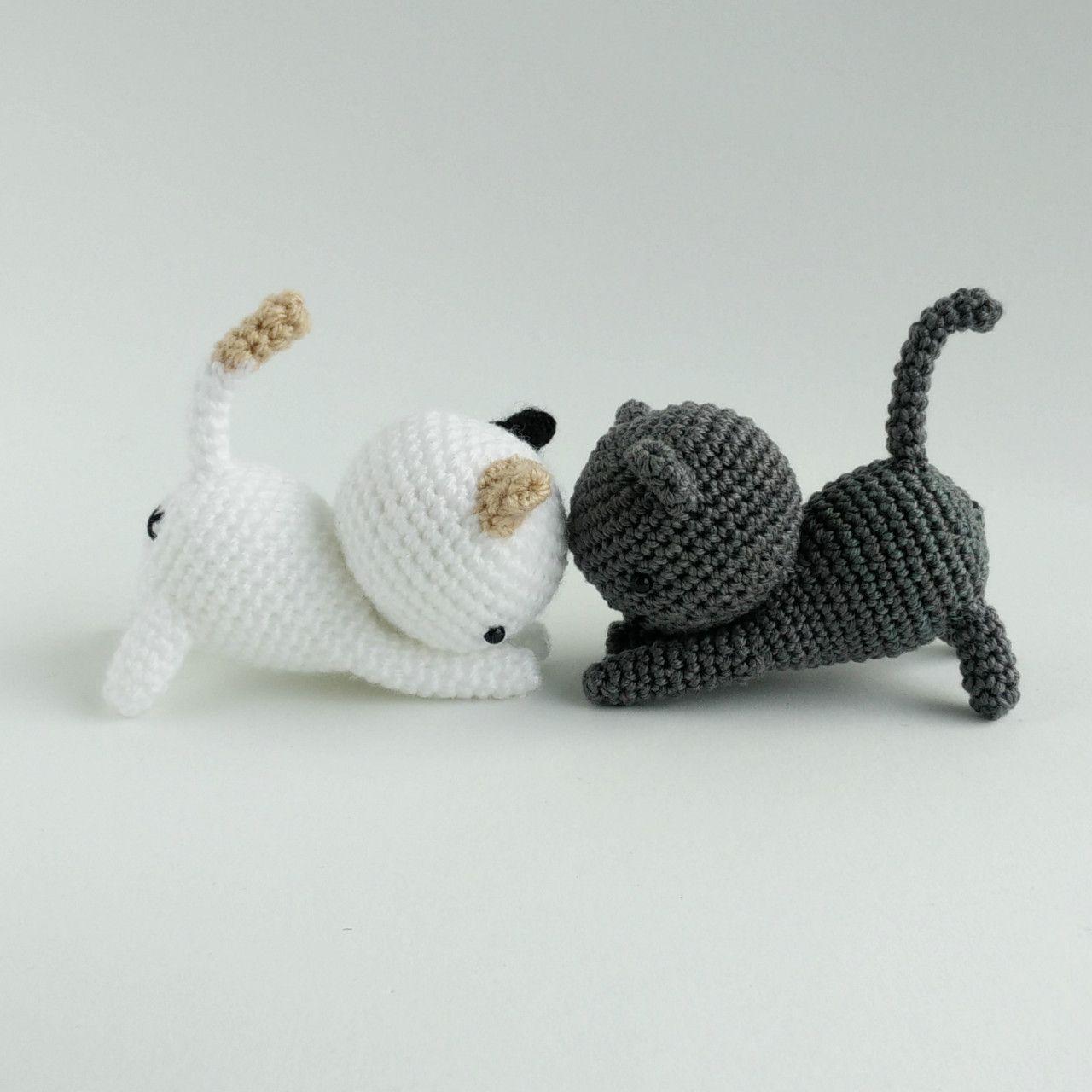 Free pattern: Neko Atsume #2 | Patrones amigurumi, Patrones y Gato