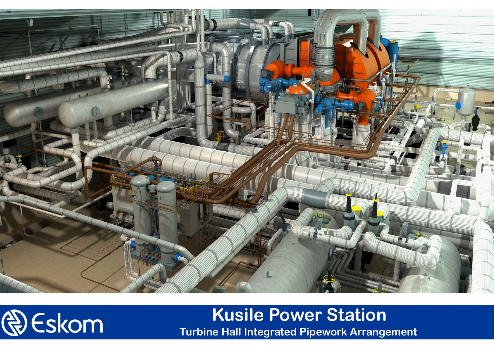 kusile power station  u2013 virtual 3d plant simulator for o u0026m