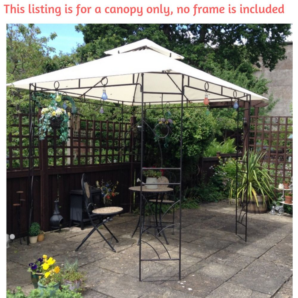 ONLY Replacement Cover Canopy 2Tier For Arosa Range