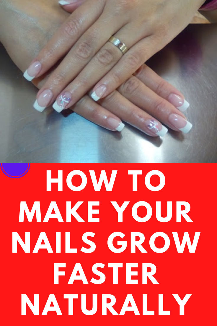 How To Make Your Nails Grow Faster Naturally In 2020 Grow Nails Faster Make It Yourself Funny Gags