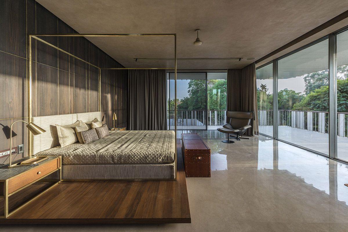 Gallery Of The House Of Secret Gardens Spasm Design 37 Home