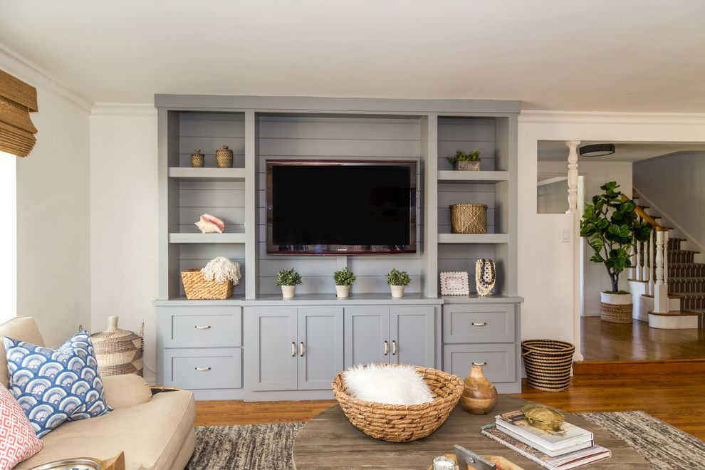 46 Transitional Family Room Designs and Ideas | Living ...