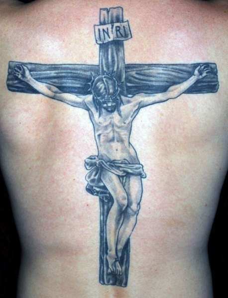 Tatuaż Ukrzyżowany Chrystus Tattoos Pinterest Tatouage
