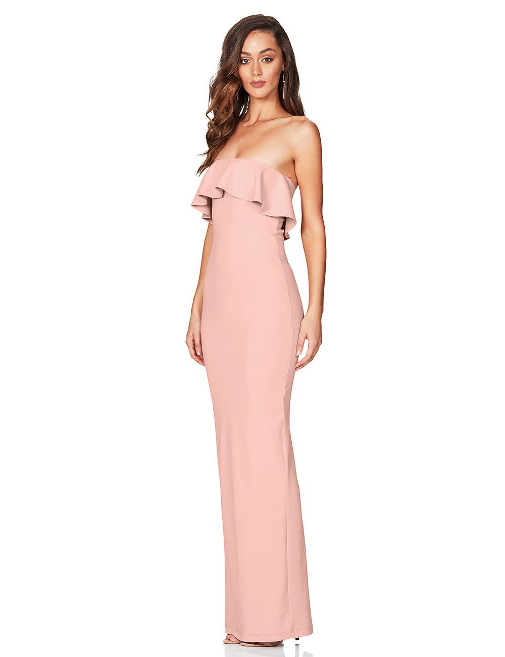 276b067be11 Nookie - Hermosa Gown In Blush