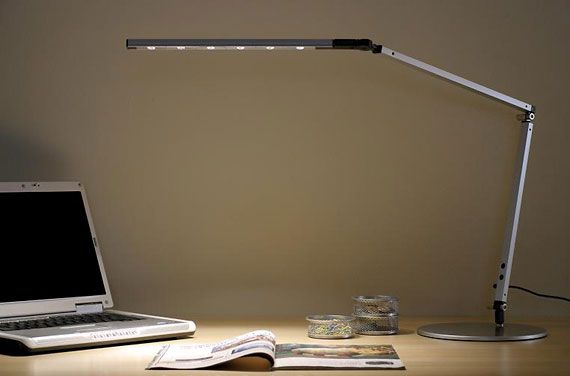zBar High Power LED Desk Lamp  Gear Patrol  Lighting
