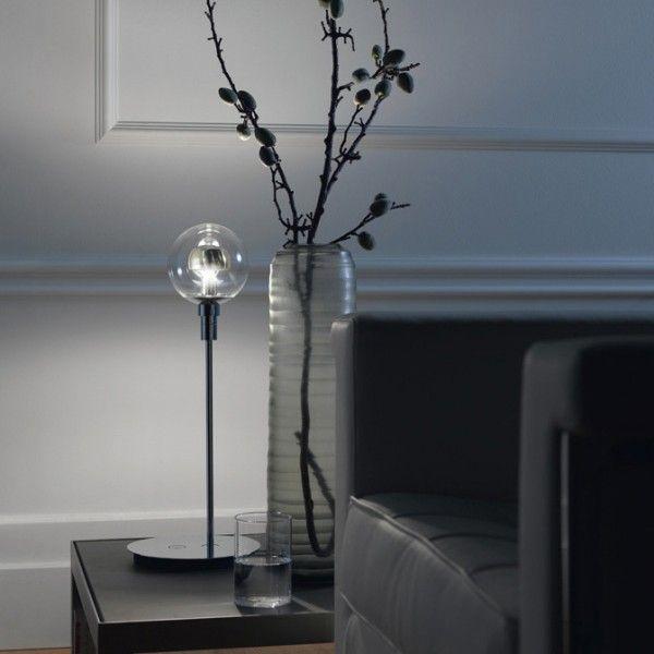 divo sogno tischleuchte occhio lights pinterest tischleuchte haus und tisch. Black Bedroom Furniture Sets. Home Design Ideas