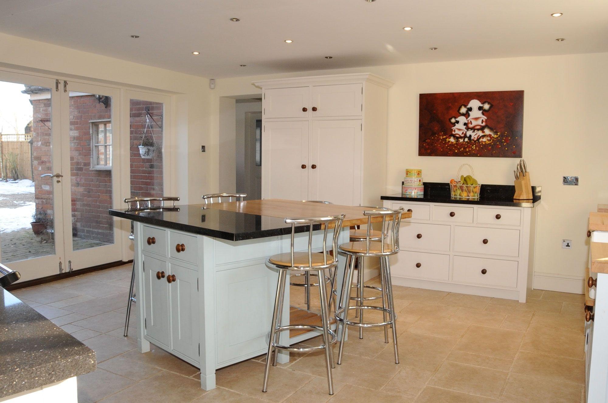 Freistehende Küche Inseln Mit Sitzgelegenheiten - Küchen ...