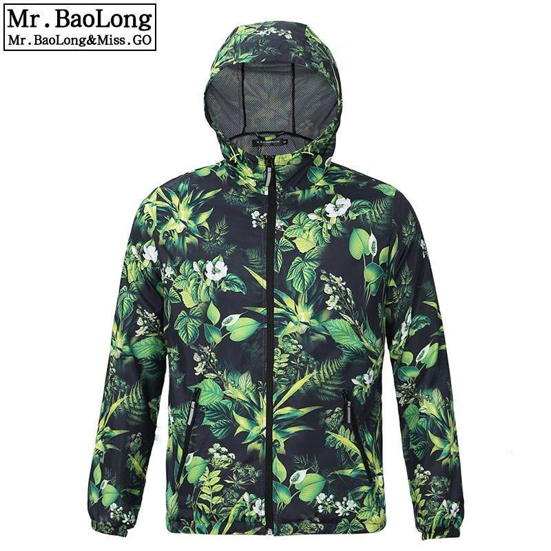 68bbb3b7a2e5 2017 Spring Autumn New Men s Camouflage Windbreaker Jacket Lovers Quick  Drying Sunscreen waterproof Jackets Men Coats Outerwear.