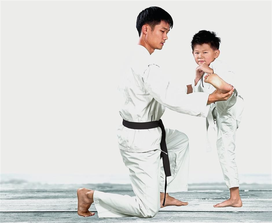 6 reasons your child should learn martial arts with