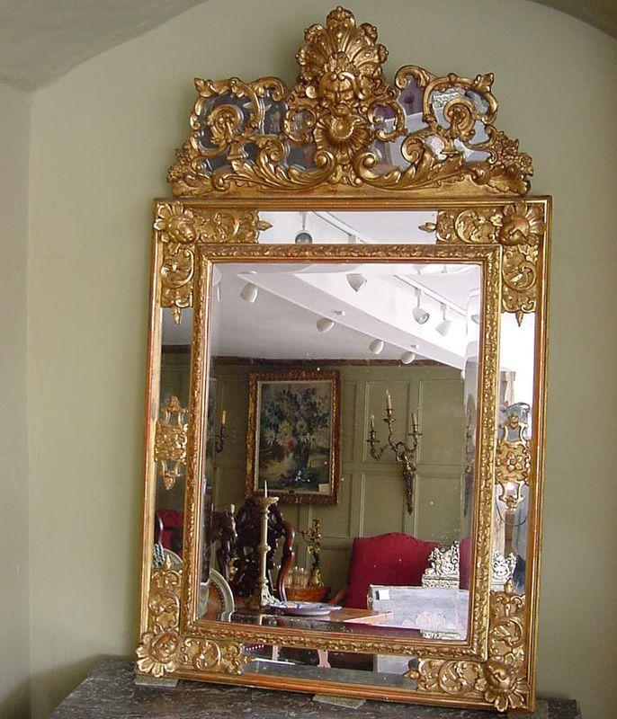 Large Gilt Italian Wall Mirror 113 L1 Jpg 686 800 Vintage Mirror Wall Mirrors For Sale Antique Mirror Wall