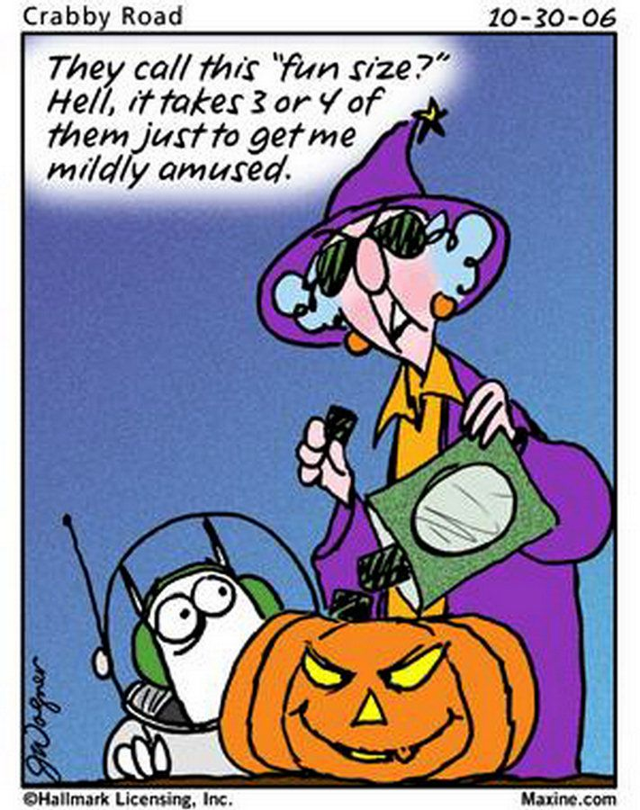 Maxine cartoons Chuck's Fun Page 2 Maxine cartoons