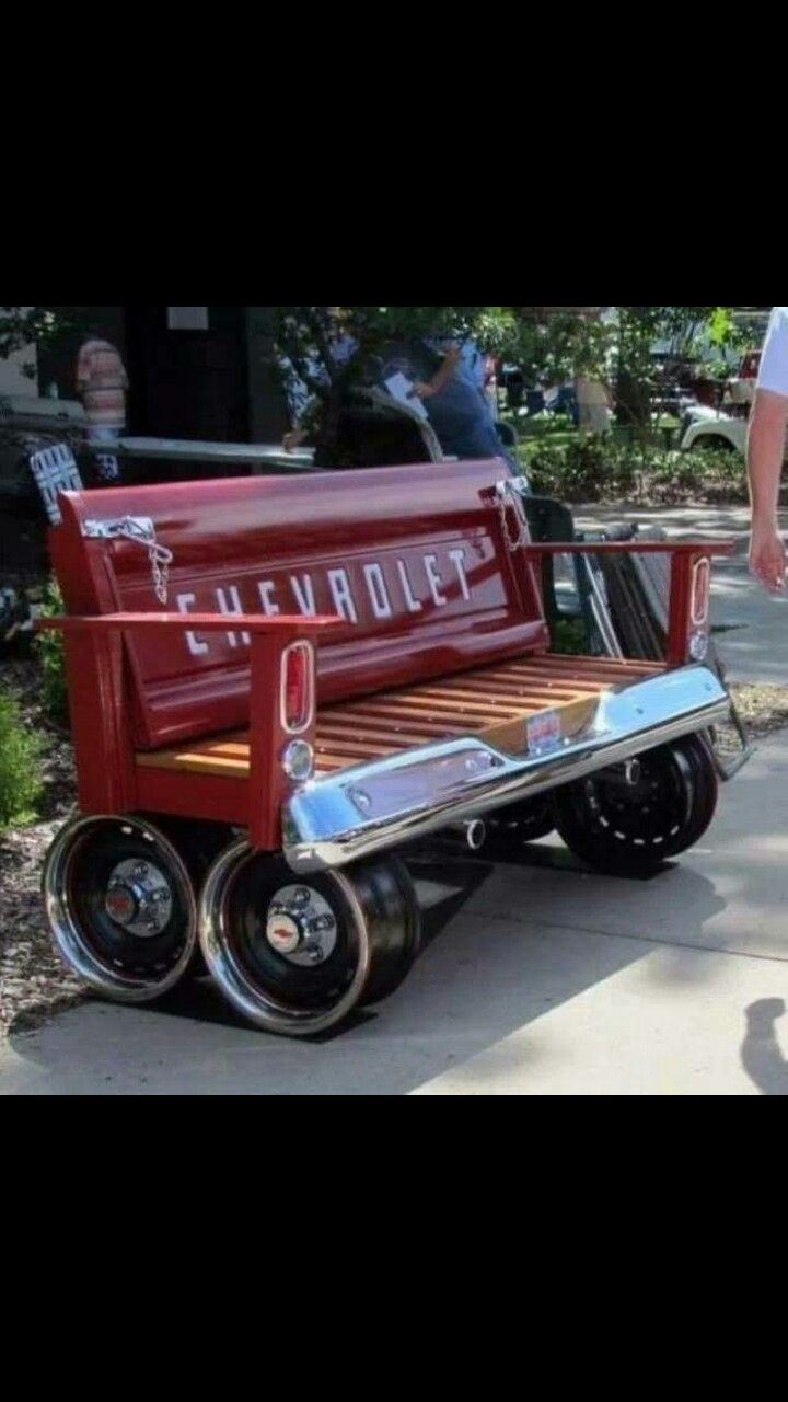 Pin by Tom Groh on Automobile Furniture I Always Wanted to Build ...