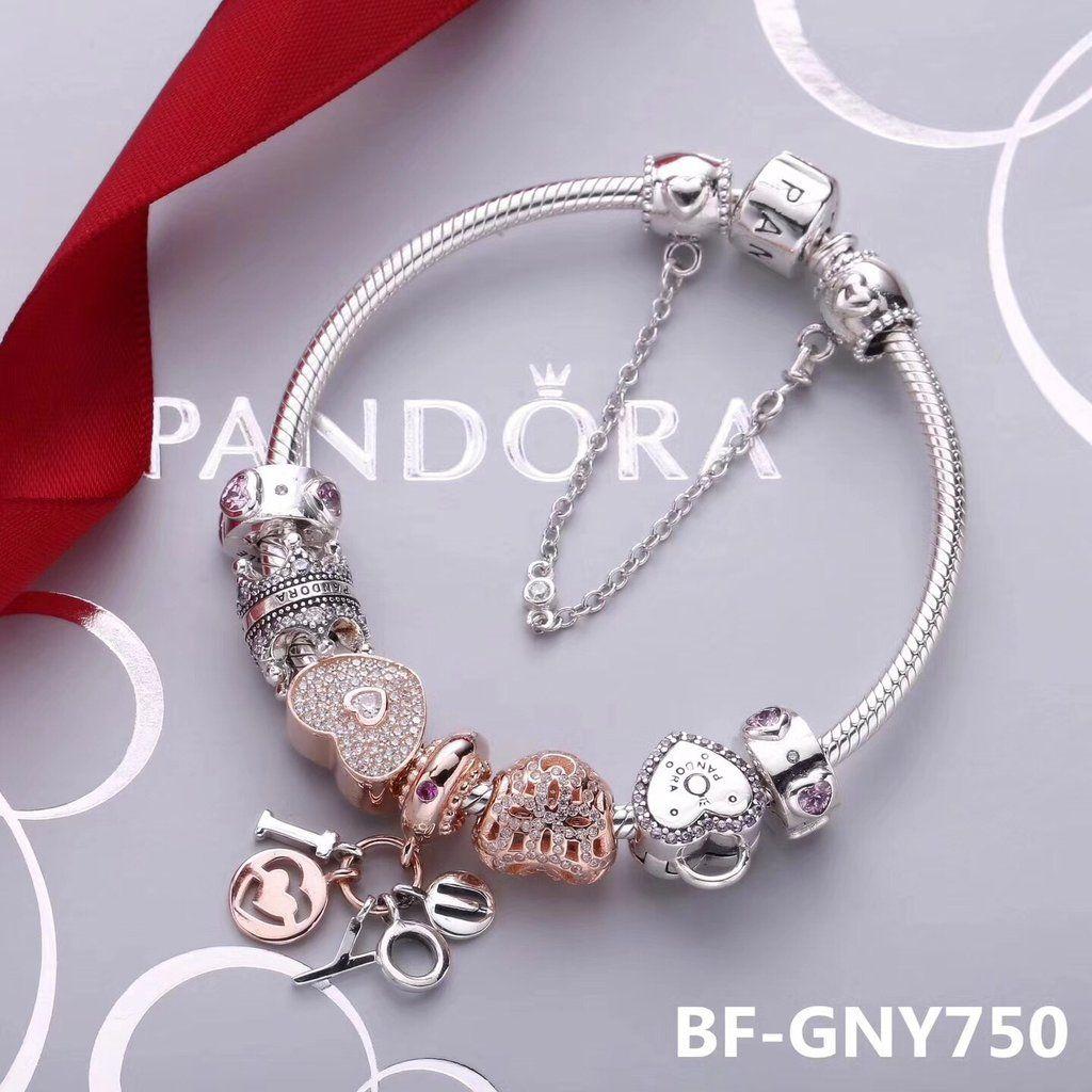 braccialetti donna pandora charms