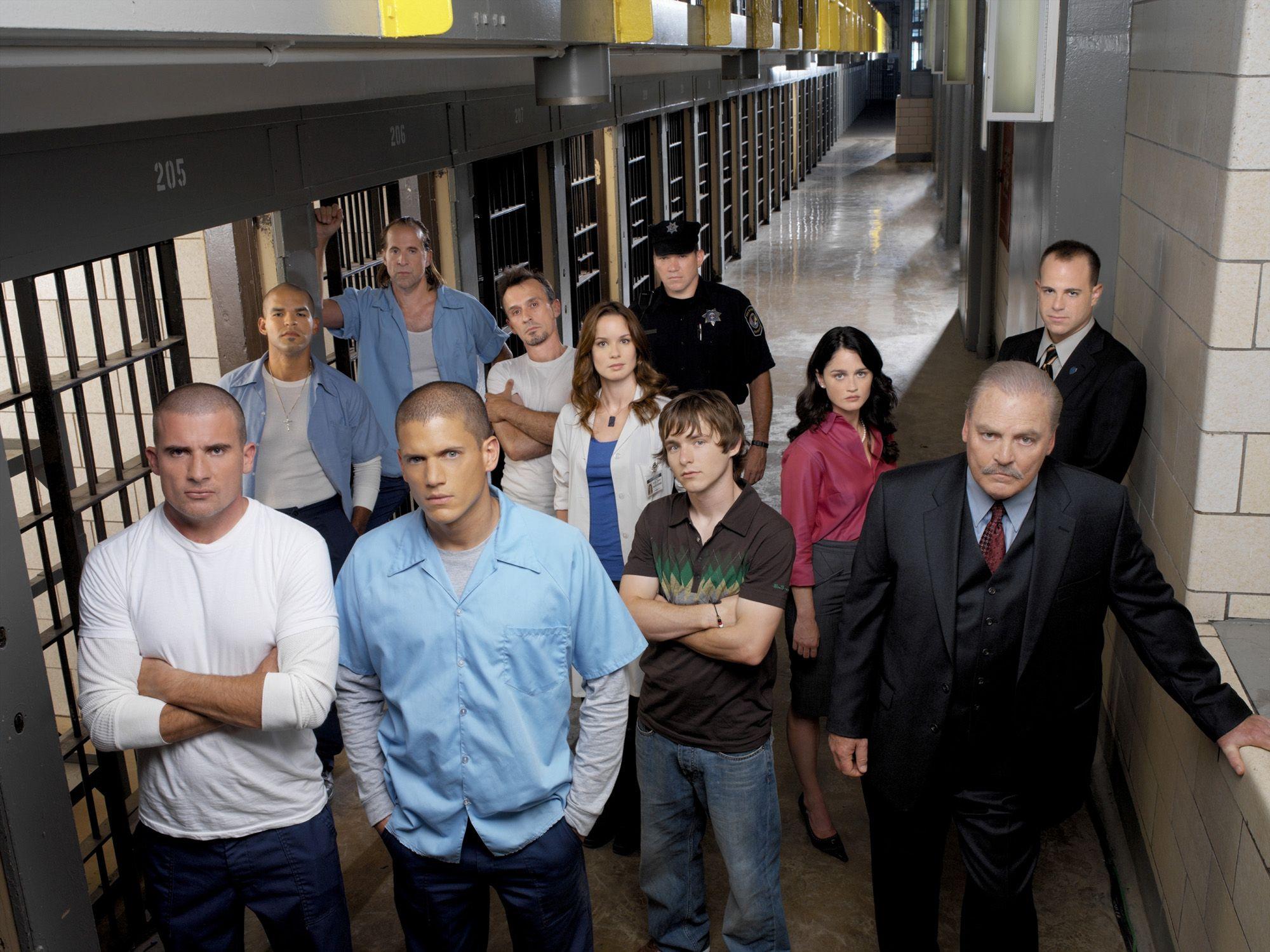 Prison Break, season 1 | Actors, entertainment, models,books ...