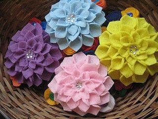 I wanna make these! So pretty.