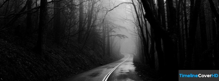 Dark Road Facebook Timeline Cover Hd Facebook Covers