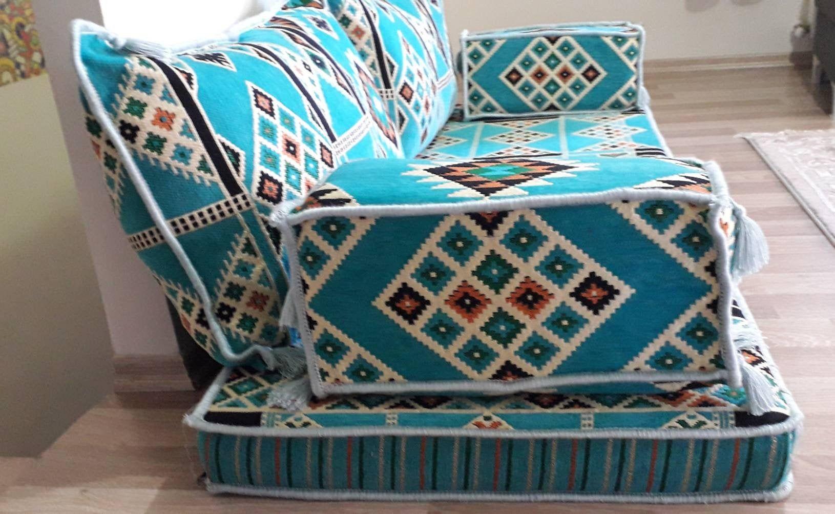 Oriental Jalsa Cushions Arabic Majlis