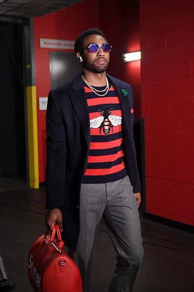 john wall the best pre game outfits from the first round on john wall id=59968