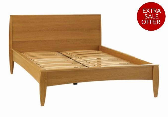 Ercol Savona King Size Bedstead at Furniture Village - Ercol Savona ...