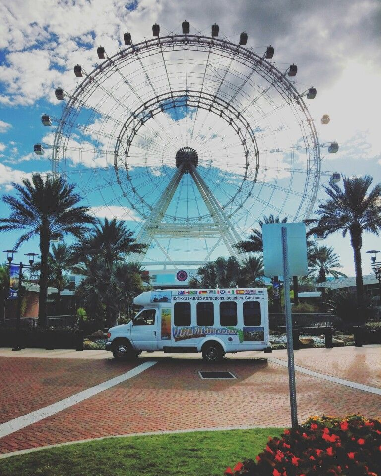 theorlandoeye orlandoeye private grouptransportation