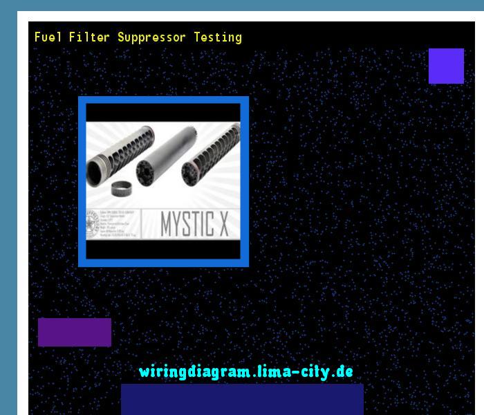 Fuel Filter Suppressor Testing Wiring Diagram 1813 Amazing Rhpinterest: Fuel Filter Suppressor Testing At Gmaili.net