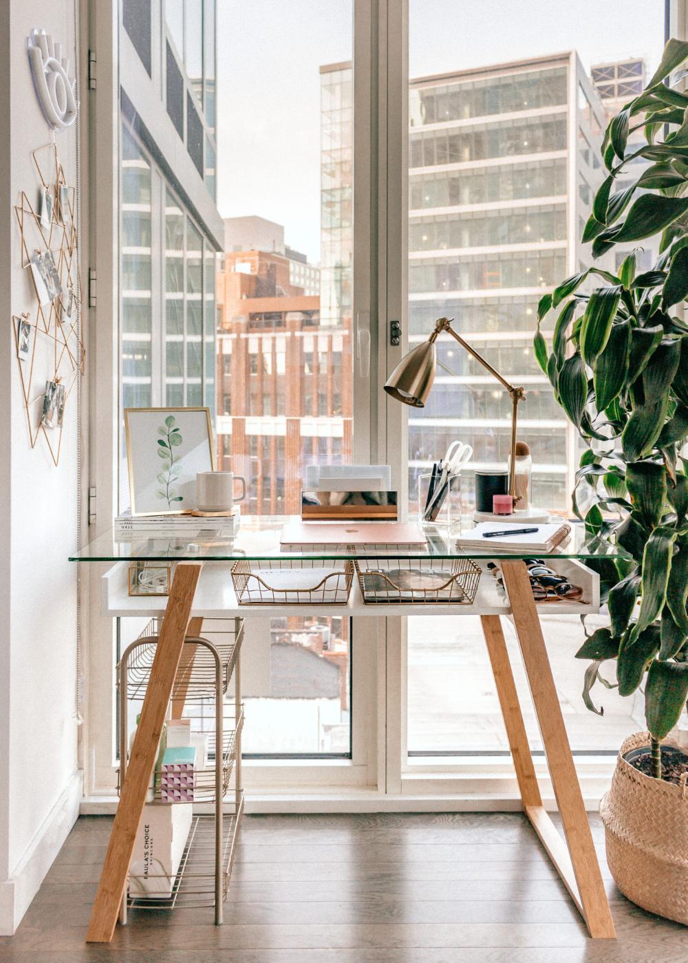My Desk | Organization + Decor - Melissa Frusco