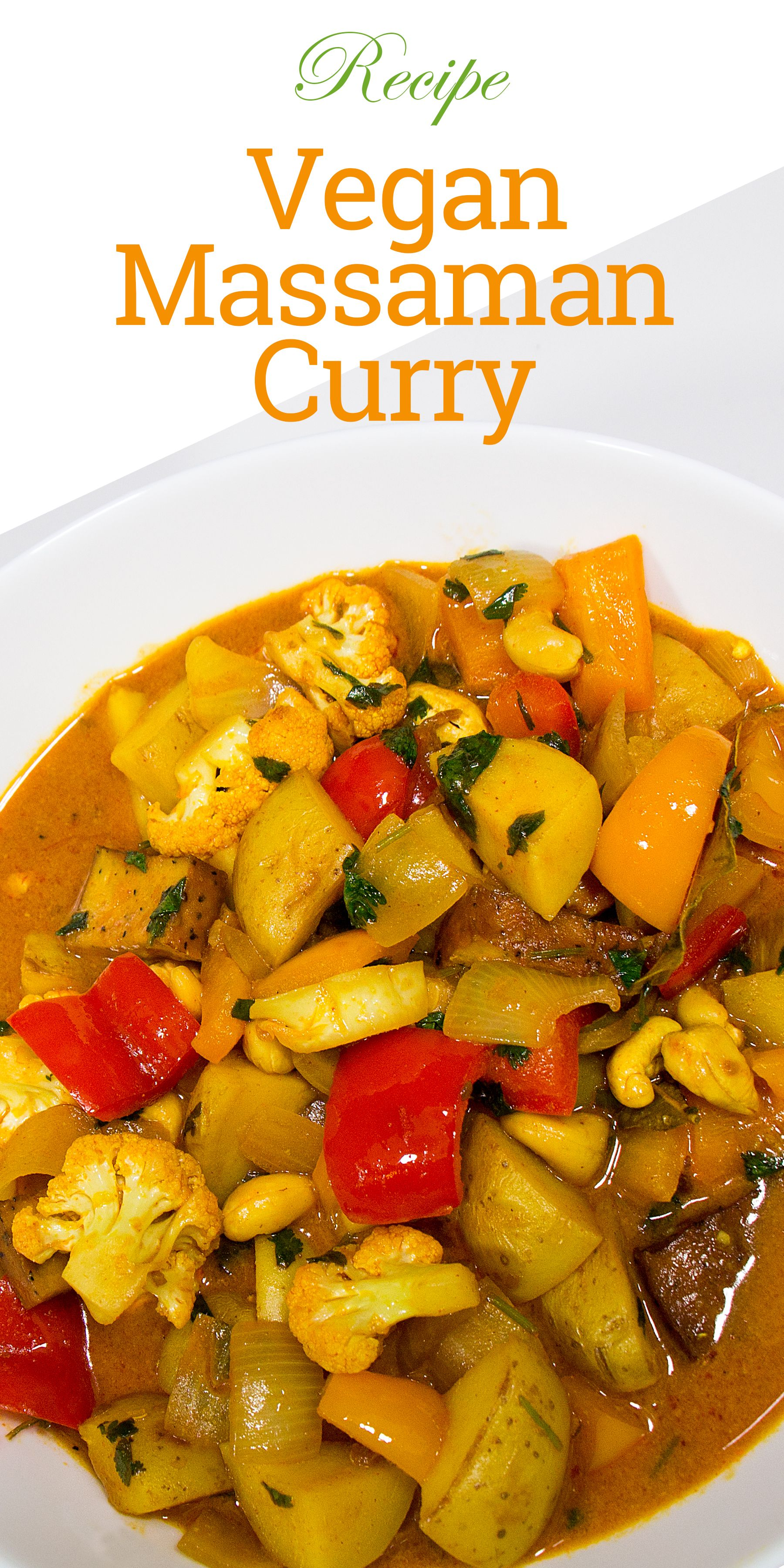 Massaman Curry Vegan