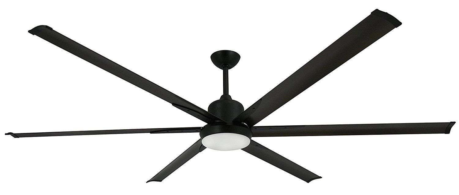 This is a huge 84 sexy modern ceiling fan the titan you can learn this is a huge 84 sexy modern ceiling fan the titan you can learn more about it here i love the look of big industrial ceiling fans aloadofball Choice Image
