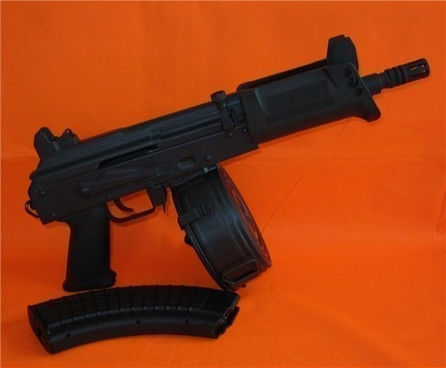 Galil 7 62 X 39 with Drum and Mag | Guns | Hand guns, Guns, Shotgun