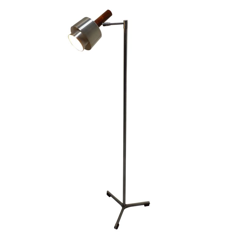 Johannes Hammerborg for Fog & Morup Floor Lamp | From a unique collection of antique and modern floor lamps  at https://www.1stdibs.com/furniture/lighting/floor-lamps/