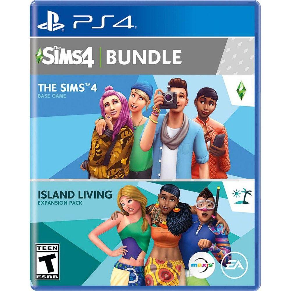 Sims 4 Island Living Playstation 4 Sims 4 Sims