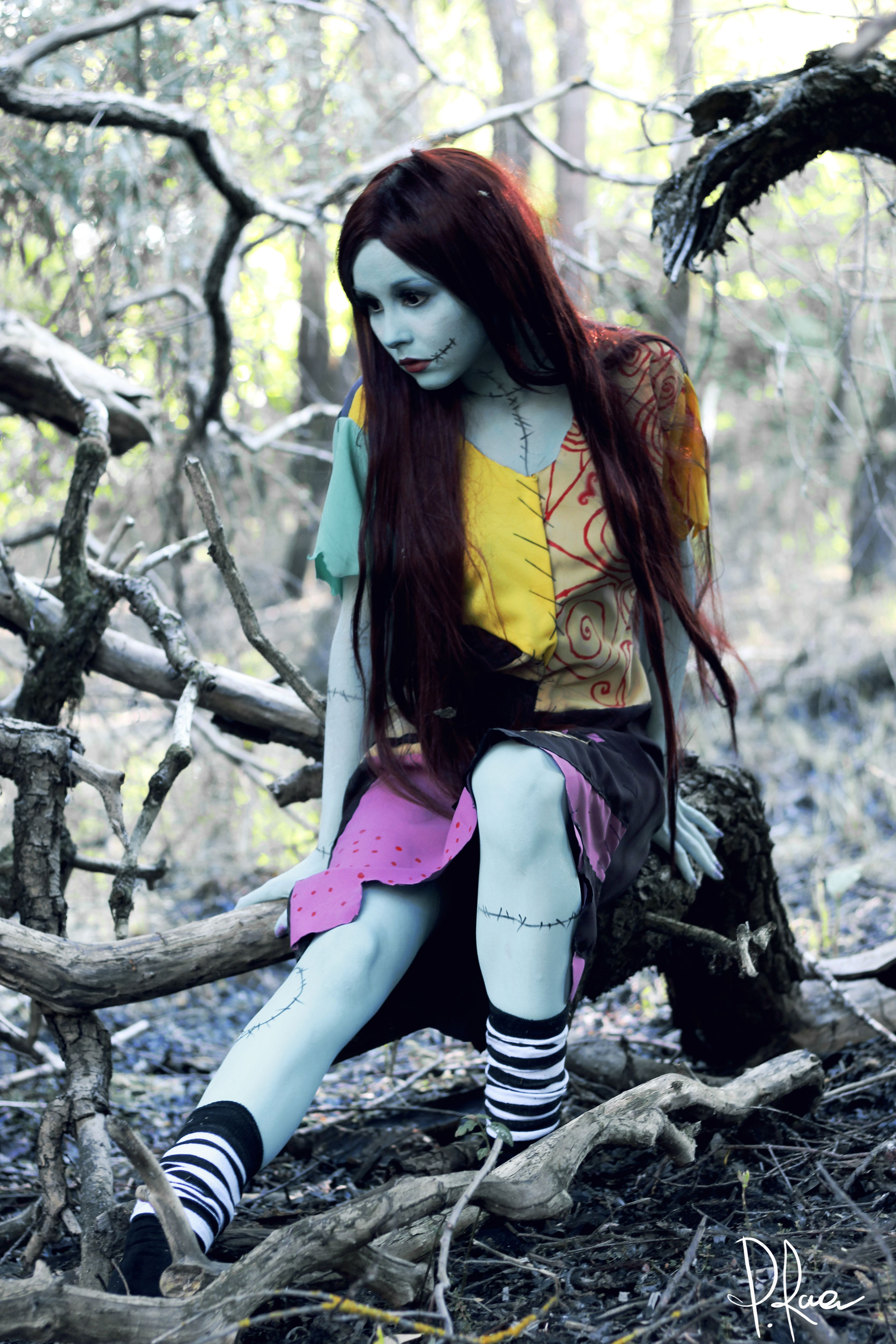 The Nightmare Before Christmas Sally by ~ShlachinaPolina on ...