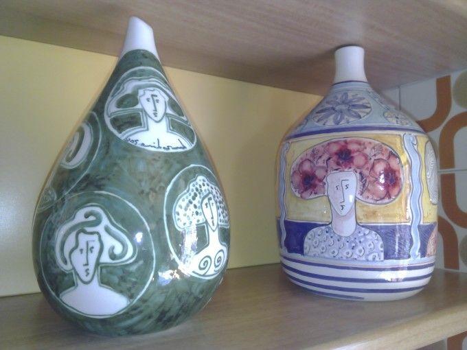 Lino Lanaro ceramiche 2016