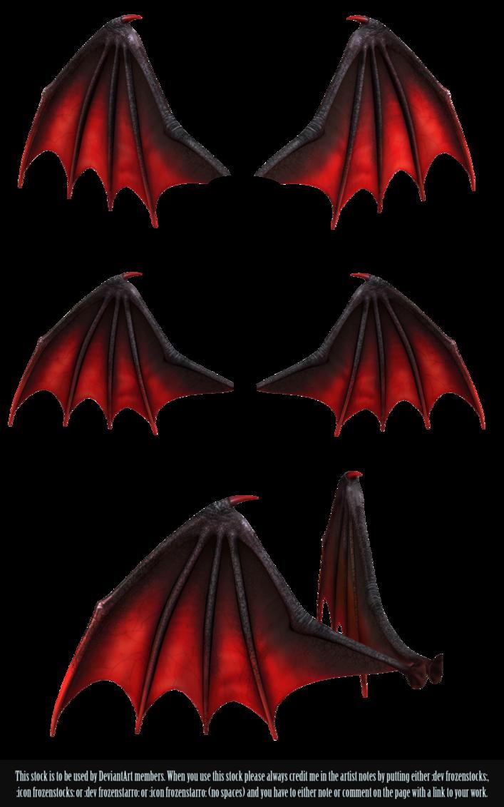 Demon Wings Png Demon Wings Wings Drawing Wings Art