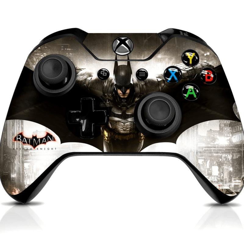 Batman Xbox Controller Skin Batman Stuff Xbox Controller Xbox One Controller Xbox One Games