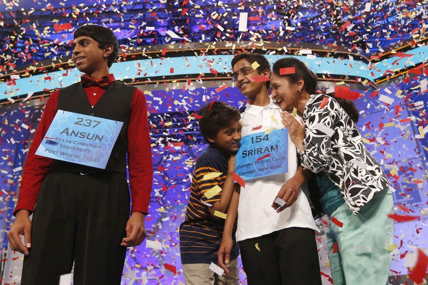 Indian Americans dominate the National Spelling Bee. Why should they take abuse on social media for it? - The Washington Post