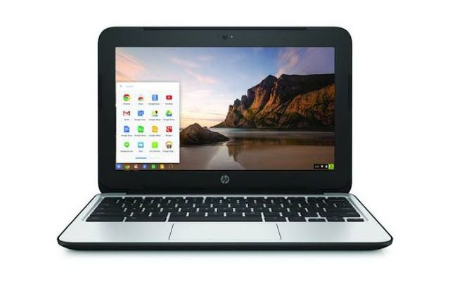 New HP Chromebook 11 G4 Laptop Range Unveiled Hp